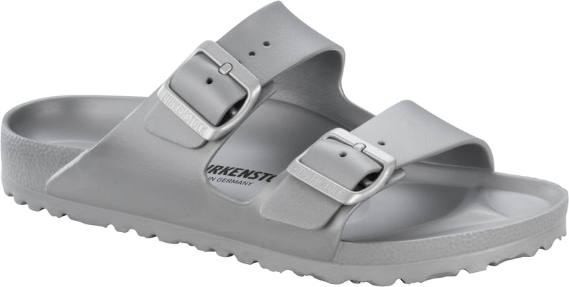 Birkenstock Arizona Silver - EVA Narrow