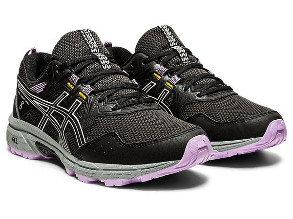 Asics Womens Gel-Venture 8 - Black/Ivory