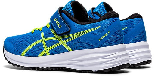 Asics Kids Patriot 12 PS Directoire Blue/Black