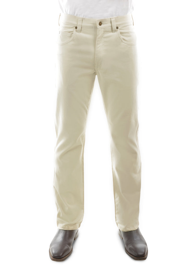 Thomas Cook Mens Moleskin Jean Mid Reg Straight
