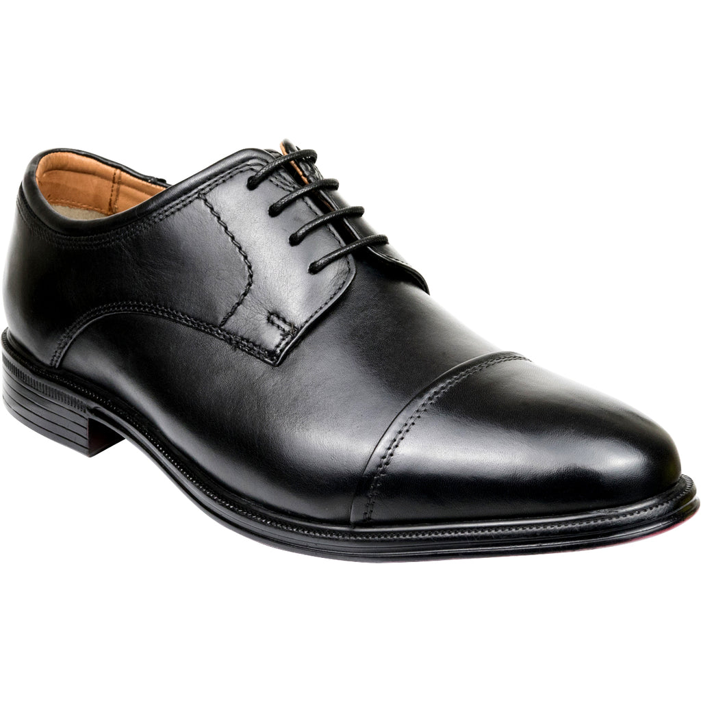 Florsheim Mens Chester Shoe - Cap Toe Derby