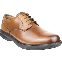 Florsheim Mens Dunkeld Shoe - Plain Toe Derby