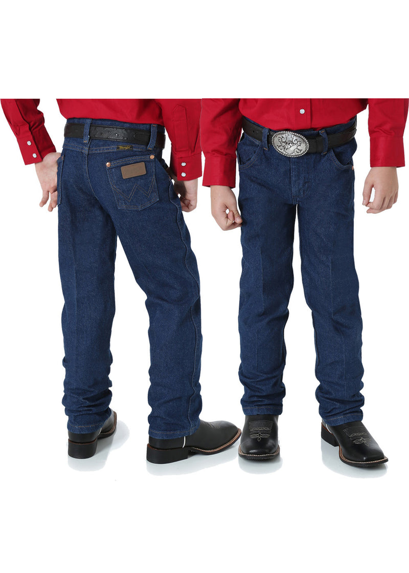 Wrangler Boys Jr Original Pro Rodeo Jean - Regular