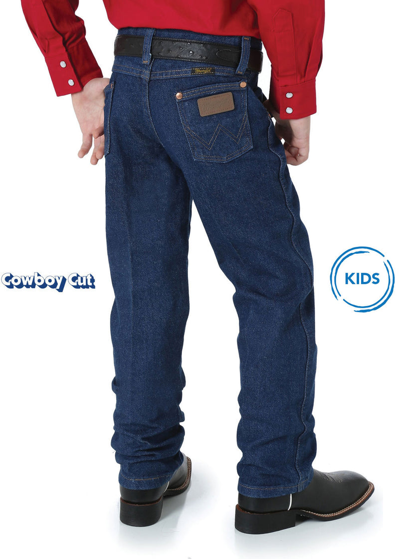 Wrangler Boys Jr Original Pro Rodeo Jean - Slim