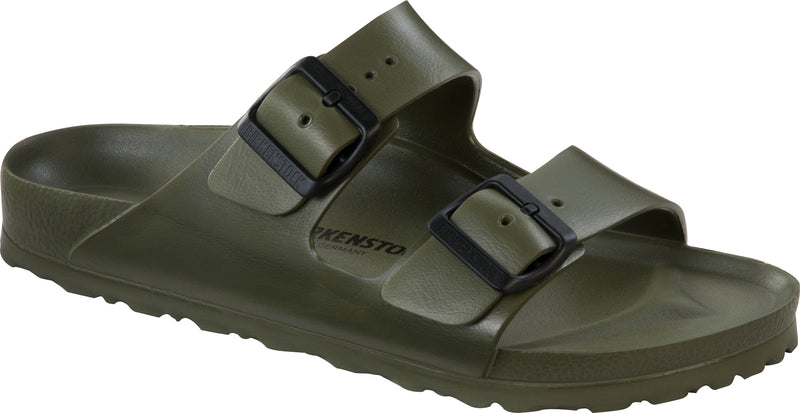 Birkenstock Arizona Khaki - EVA Narrow