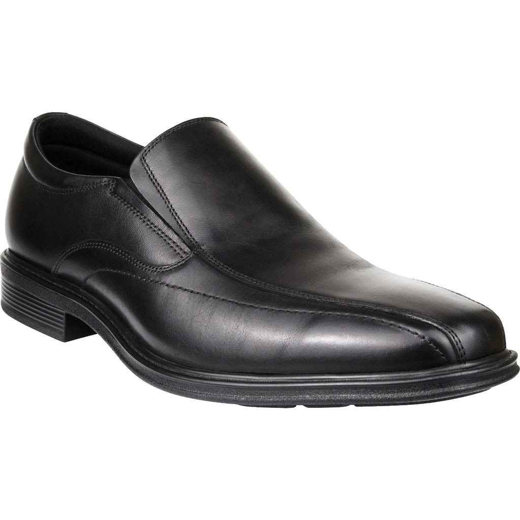 Florsheim Mens Visa Shoe - Bike Toe Slip On