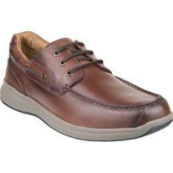 Florsheim Mens Great Lakes Shoe - Moc Toe Derby