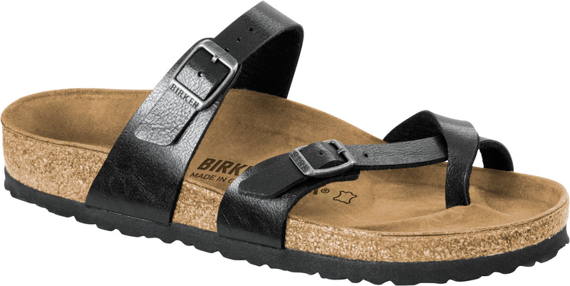 Birkenstock Mayari Graceful Licorice - Birkoflor Regular