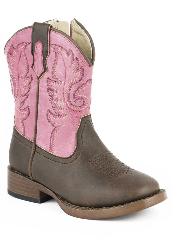 Roper Toddler Texis Boot