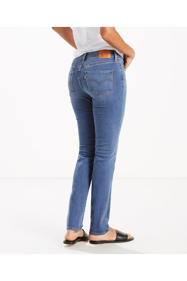 Levi's Womens 312 Shaping Slim Jeans - Turn Back Time
