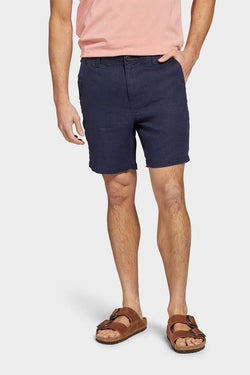 The Academy Brand Marco Linen Short - 2 Colours
