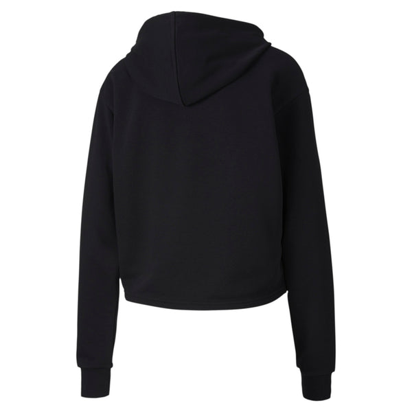 Puma Womens Essentials+ Metallic Womens Hoodie - 2 Colours