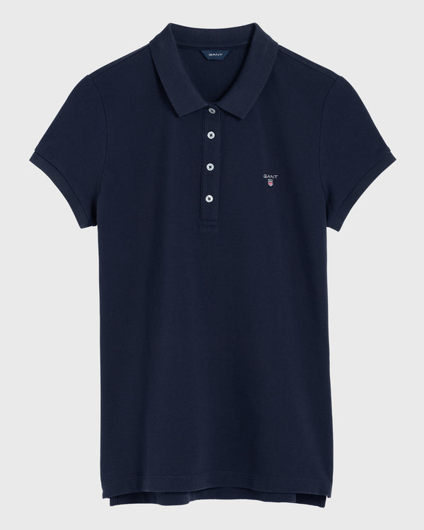 Gant Women's Original Pique Polo - 3 Colours