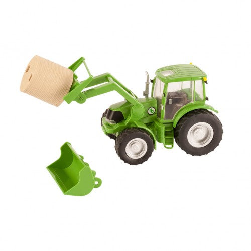 Big Country Toys Tractor and Implements
