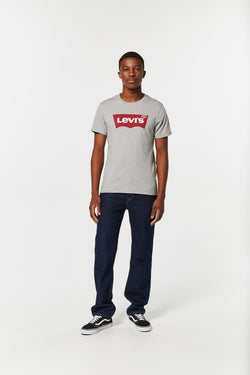 Levi's Mens 516 Straight Fit Jeans - Rinse