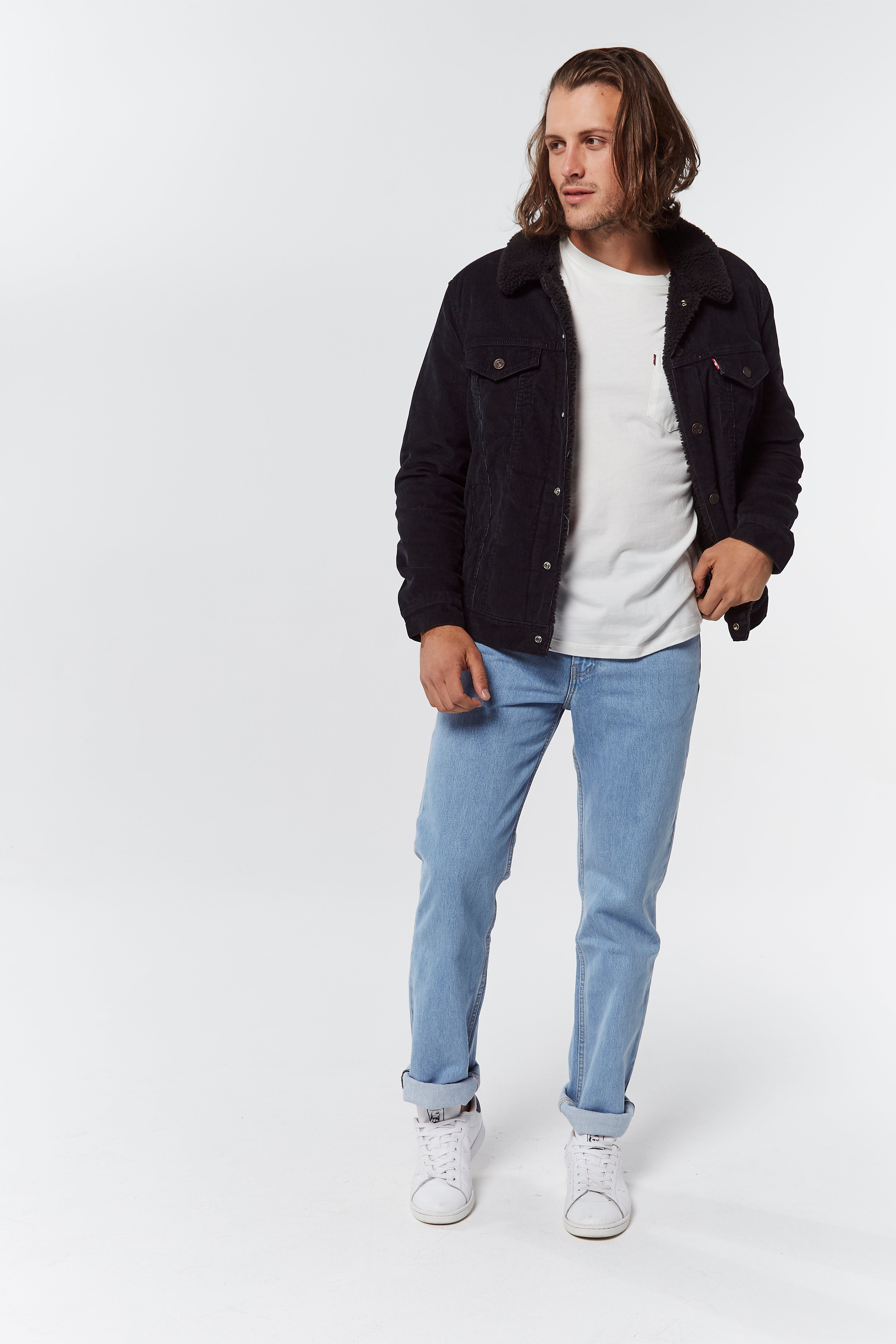 Levi's Mens 516 Straight Fit Jeans - Superwash