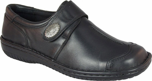 Cabello Womens Leather Shoe - 4 Colours