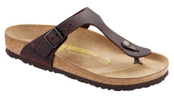 Birkenstock Gizeh Habana - Oiled Leather Regular