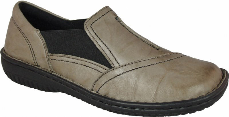 Cabello Womens Leather Crinkle Cabel Shoe