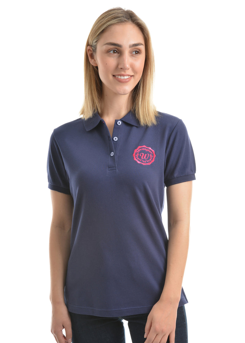 Wrangler Womens Tina Polo - 3 Colours