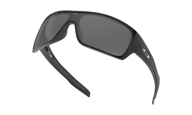 Oakley Turbine Rotor - Polished Black/Polarized Prizm Black