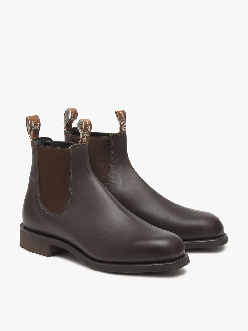 R.M. Williams Gardener Boot - G Fit - Brown
