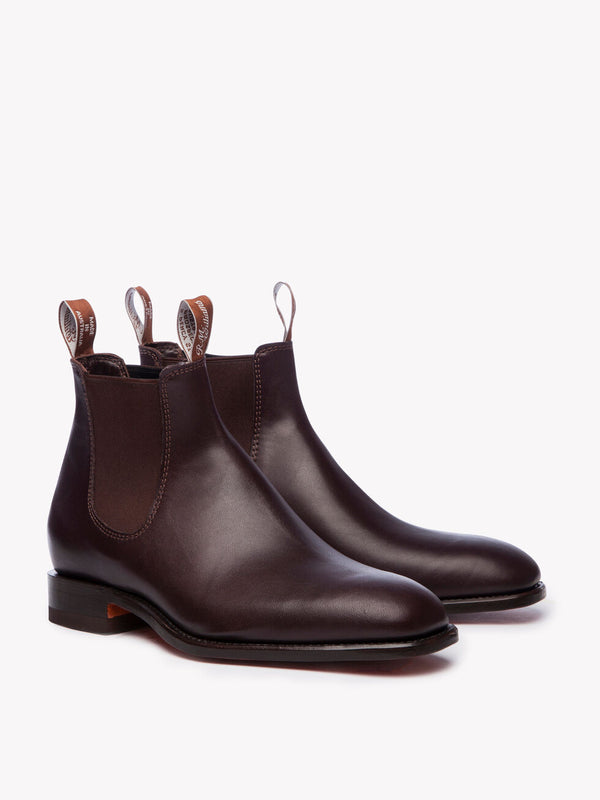 R.M. Williams Comfort Tambo - X Fit - Chestnut