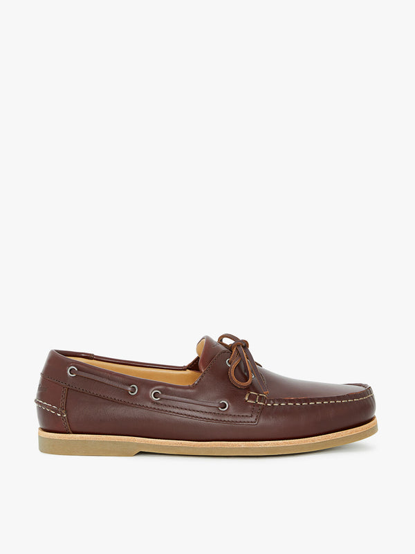 R.M. Williams Hobart Boat Shoe - Brown