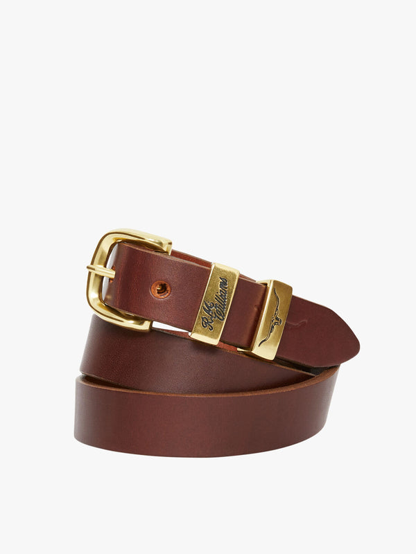 "R.M. Williams 1"" Drover Belt - Warwick"