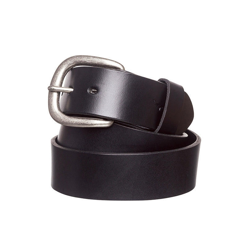 "R.M. Williams 1 1/2"" Traditional Belt - Black"
