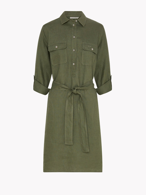 R.M. Williams Brigalow Shirt Dress