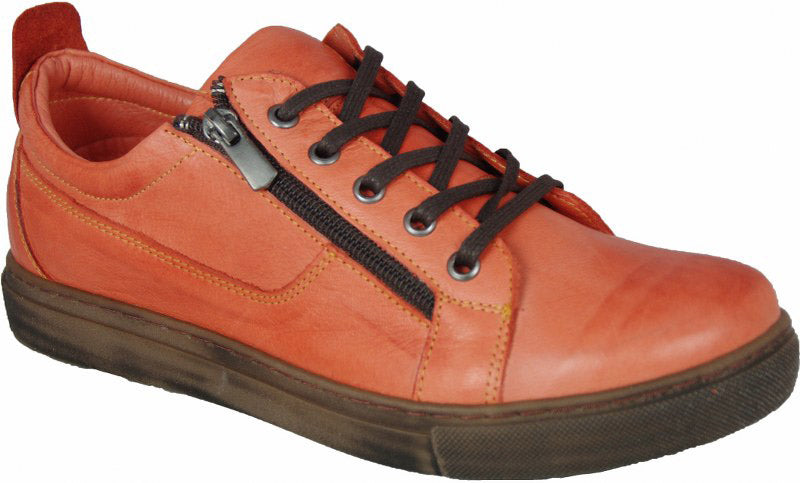 Cabello Womens EG1520 Shoe - Orange
