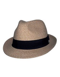 Evoke Harley Trilby Hat - 2 Colours