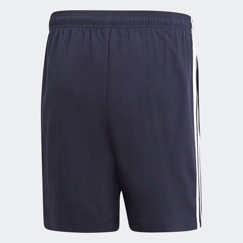 "Adidas Mens Essentials 3-Stripes 7"" Chelsea Shorts - Ink"