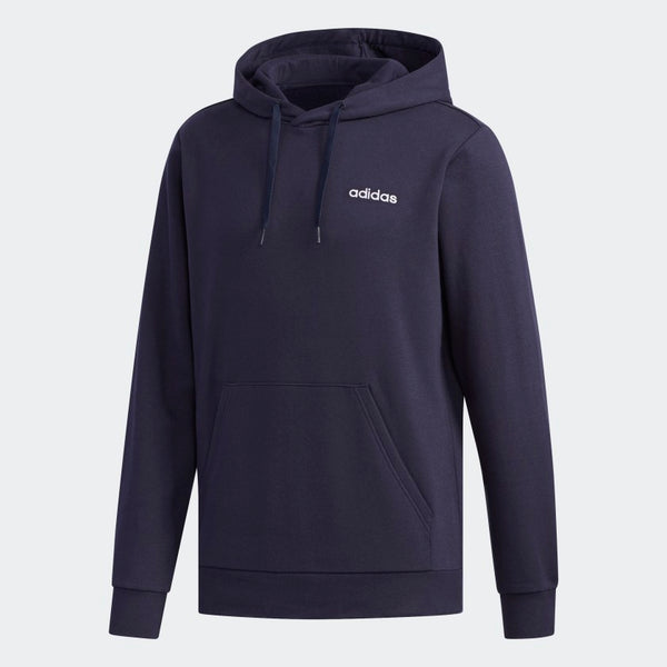 Adidas Mens Essentials Colourblock Pullover Hoodie