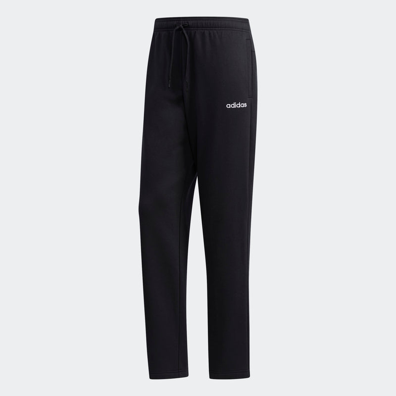 Adidas Mens Essentials Fleece Pants - Black