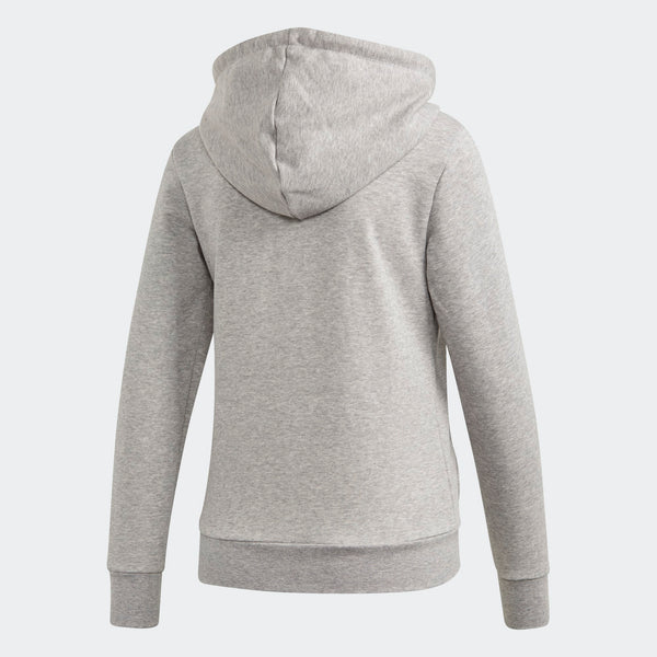 Adidas Womens Essentials Linear Hoodie