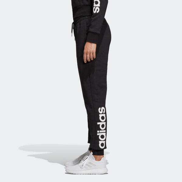 Adidas Womens Essentials Linear Trackpants