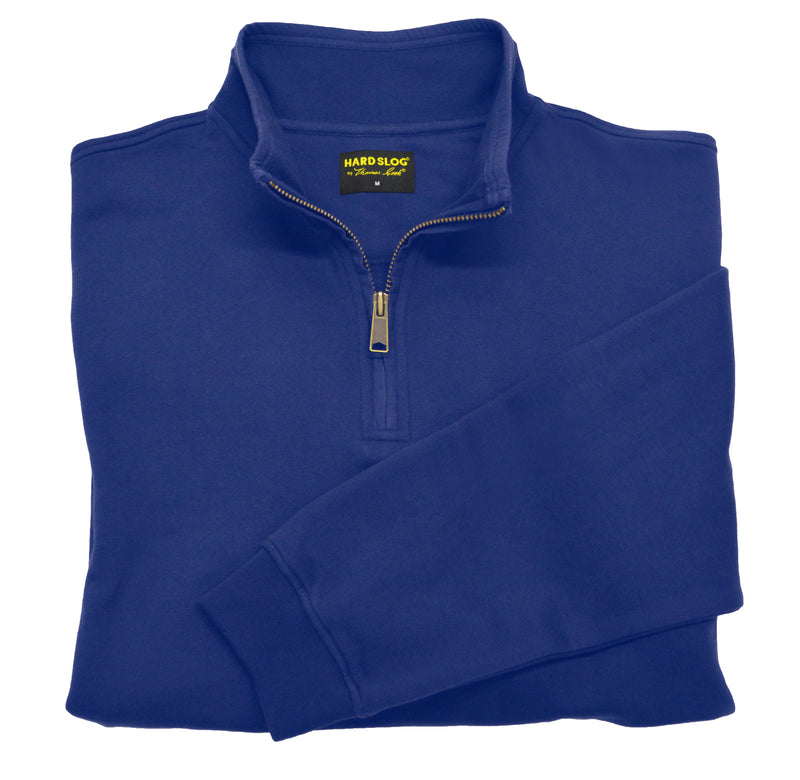 Hard Slog Womens 1/4 Zip Fleece