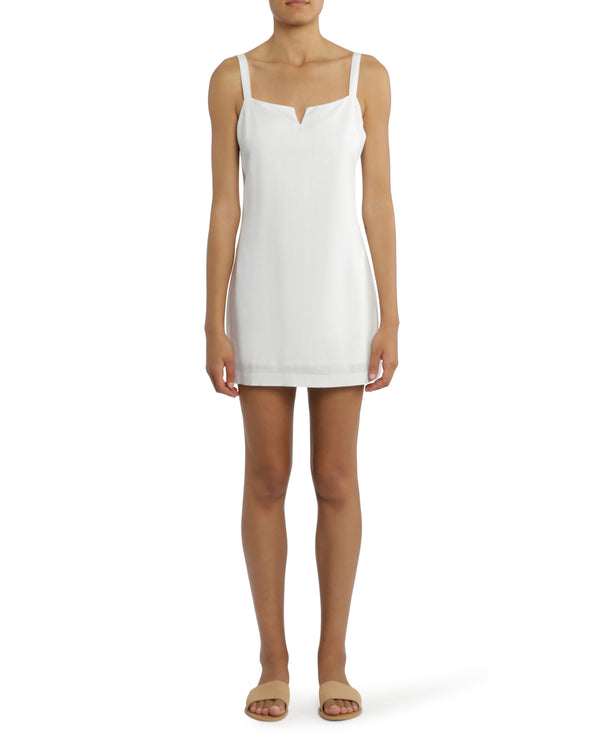 Nude Lucy Miles Mini Dress