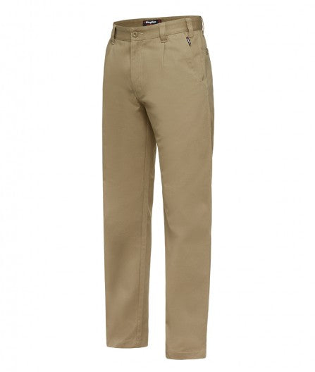 King Gee Steel Tuff Drill Pants - Khaki