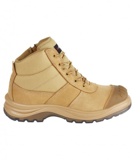 King Gee Mens Side Zip Tradie Boot
