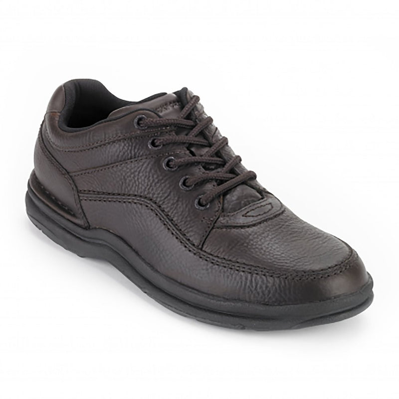 Rockport Mens Heritage World Tour Classic Shoes - Chocolate