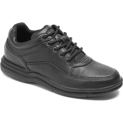 Rockport Mens Heritage World Tour Classic Shoes - Black
