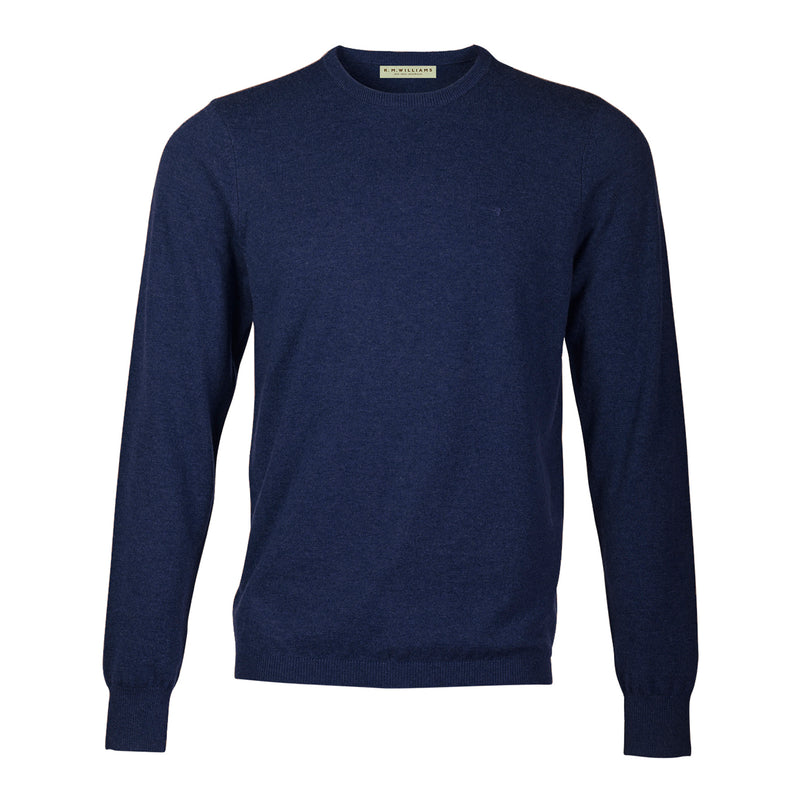 R.M. Williams Howe Sweater - Navy