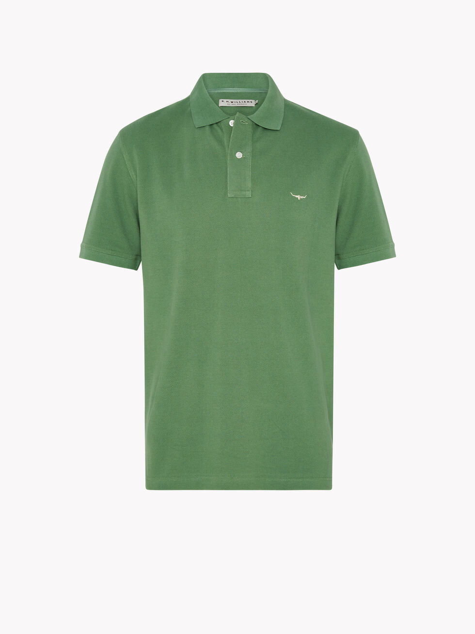 R.M. Williams Rod Polo - Forest Green