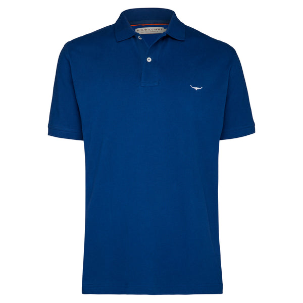 R.M. Williams Rod Polo - Blue