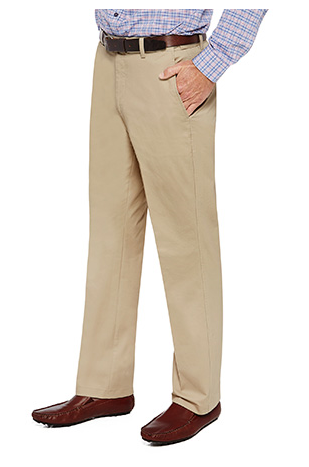 City Club Mariner Harbour Cotton Trousers - 4 Colours