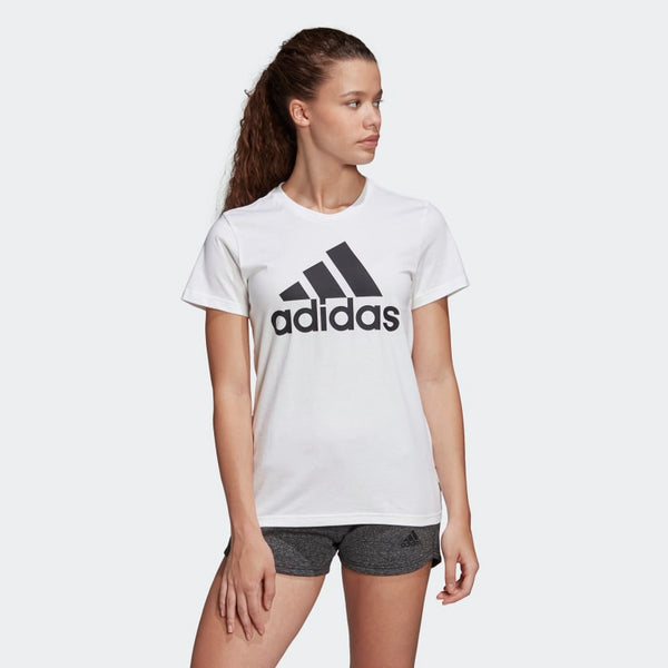 Adidas Womens Must Haves Badge of Sport Tee - White