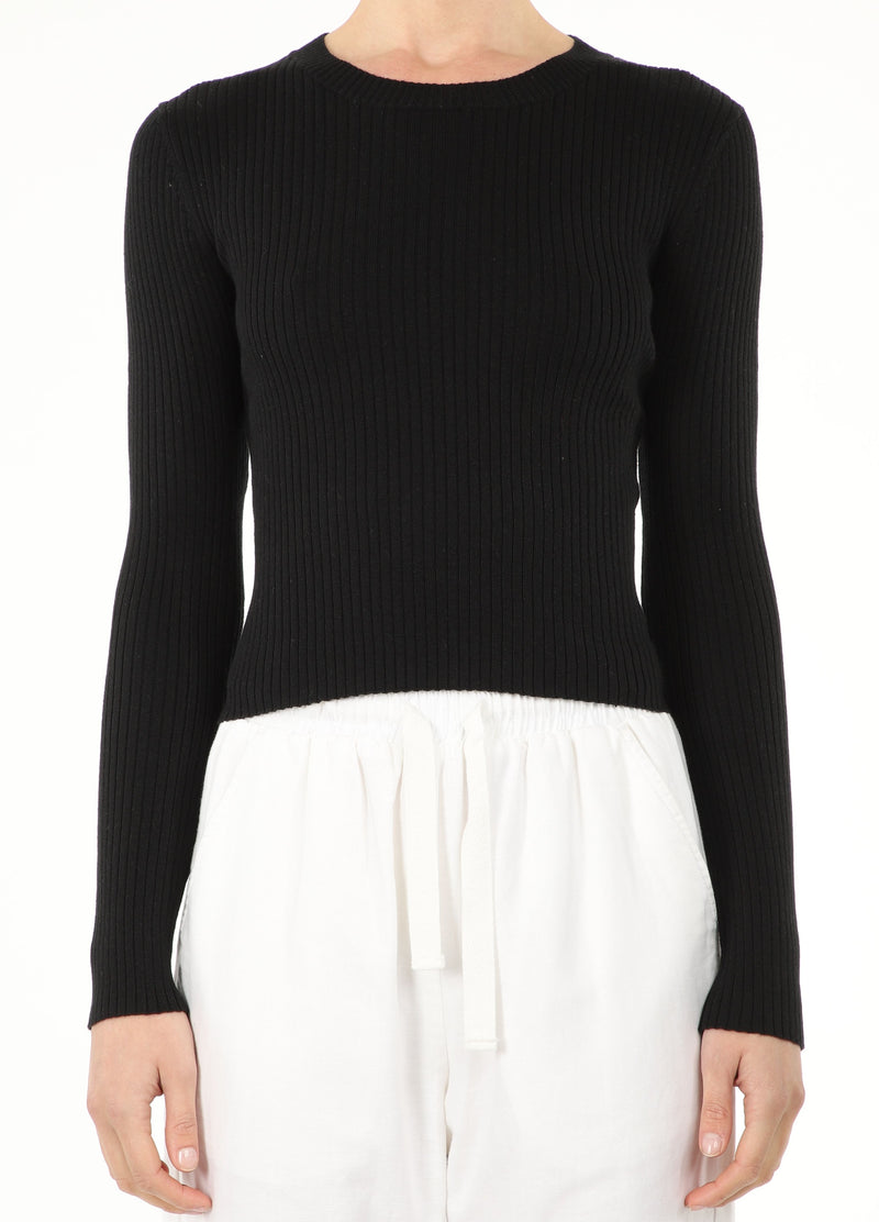 Nude Lucy Classic Knit Jumper - 4 Colours